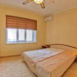 Крым Утес гостиница Парадиз Семейный двухкомнатный с видом на море без балкона(209)