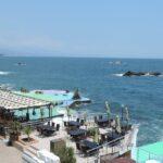 Крым Утес гостиница Парадиз Стандарт семейный однокомнатный с угловым видом на море с балконом