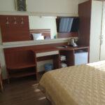 Крым Утес гостиница Парадиз Стандарт с видом на море с балконом