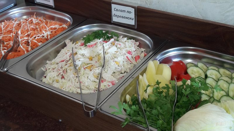 Крым Алушта п Утес Санта барбара Кафе отеля Парадиз